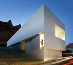 House in Ayora by Fran Silvestre Arquitectos.