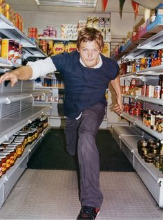 Norman Reedus during old days