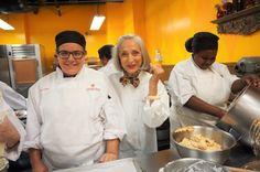 Esther McManus Philadelphia's Queen of the Kitchen SEPTEMBER 28, 2016  Jewish Exponent #LesDamesPHL  #OutstandinginHerField