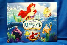 Walt Disney's Little Mermaid Exclusive Lithographs