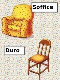 Learning Italian - Furniture