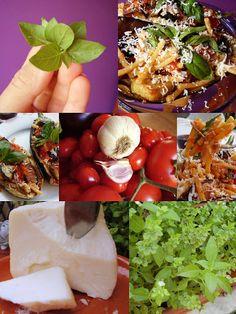 la ginestra e il mare: Piatti siciliani
