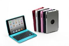 For Apple iPad Mini Aluminum Bluetooth 3.0 Wireless Keyboard Holder Case Cover-in Covers & Cases from Computer & Office on Aliexpress.com | Alibaba Group