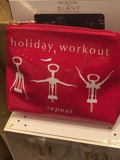 holiday work out