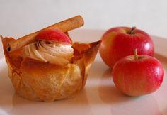Sweet Trolley: Apfelstrudel-Cupcakes