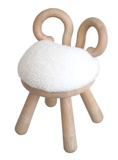 Chaise Sheep Chair - EO/Elements Optimal -  The cutest chair EVER !