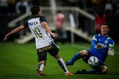 Futebol - Placar UOL - Corinthians x Coritiba