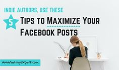 The last few weeks we've talked about how to create picture-perfect images for Instagram and other social media, how to write an epic blog post, and how to harvest the epic marketing power of Faceb…