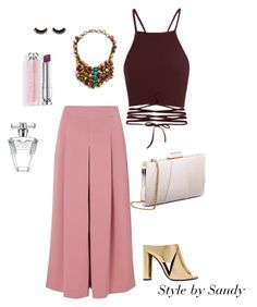 """Ank2"" by sandrine-sandy-ashimwe on Polyvore featuring TIBI, Tom Ford and Avon"