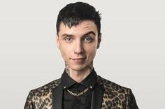 Black Veil Brides' Andy Biersack to Host 2017 Jouneys Alternative Press Music Awards, Fueled by Monster: Exclusive Andy Biersack, Black Veil Brides Andy, Andy Black, Hollywood Arts, Jake Pitts, Band Pictures, Daniel Gillies, Evan Peters, Thomas Brodie Sangster