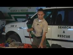 In part 2 of the Marin County Search and Rescue Video Training Series, SAR's Andre Longtin-Horton introduces the primary knots used in rope rescue systems. Search And Rescue, Web Inspiration, Knots, Train, Knot, Strollers, Trains