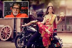 Amitabh Bachchan and Queen Kangana Come Together for Swachh Bharat ( Video Inside )