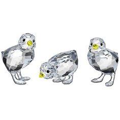 Swarovski Baby Chickens Yellow - $124