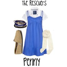 """""""The Rescuers - Penny"""""""