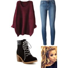 ;-) by vcillingworth on Polyvore featuring J Brand