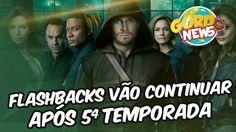 Arrow - Flashbacks vão continuar após 5ª temporada