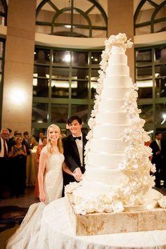 tall + elegant cake | Jennifer Lindberg