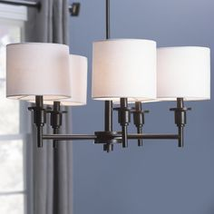 Found it at Wayfair - Maria 5 Light Chandelier
