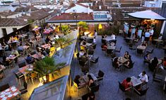A market in a museum, an arthouse cinema, great eateries, rooftop bars, a hidden spa, and even a bilingual pub quiz.  There's lots of great ways to enjoy Madrid like a local