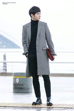 Myungsoo Airport Fashion