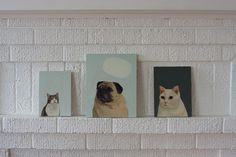 custom pet paintings:: I would love to get one of Cita done (time to start saving up)