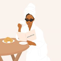 Beauty Illustration, Portrait Illustration, Music Drawings, Art Drawings, Black Girl Art, Art Girl, Feminist Art, Hand Art, Arte Pop