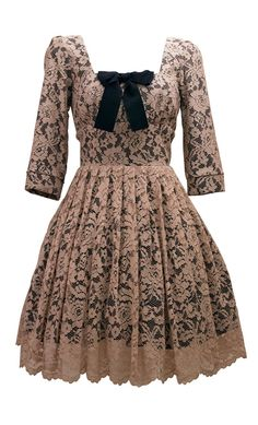 Paris Lace Frock - Classic Elegance by #JoolsCouture. We ship worldwide. www.joolscouture.com