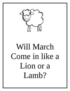 March Weather packet is aligned with Common Core Standards. K.E.1 Understand change and observable patterns in weather day to day. K.E.1.3 Compar...