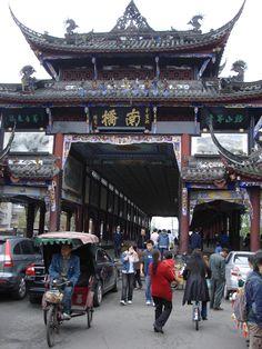 Dujiangyan, Chengdu,China