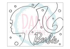 Espelho da Barbie. Assista o tutorial completo: https://www.youtube.com/watch?v=VHxa1MTmz1w