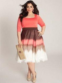 Blythe Plus Size Dress Curvy fashion | Big Fashion Show plus size dresses