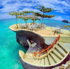 West Cove Resort, Boracay, Philippines