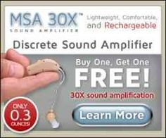 Have you been looking around for a good hearing aid? Maybe you've seen some favorable reviews about the MSA 30X and you want to try it. Well,...