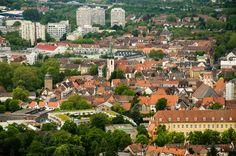 Historische Altstadt Durlach,Historic Old Town Durlach, Karlsruhe