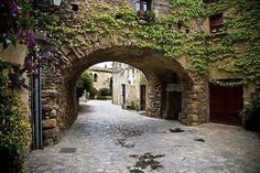 Peratallada,Girona