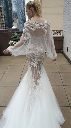 stunning Inbal Dror wedding dresses