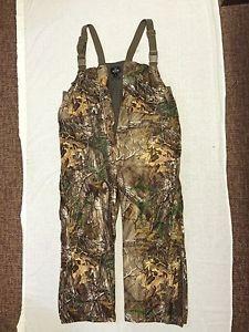 Redhead Mountain Stalker Bone Dry XL Realtree Xtra Camo Insulated Bib Overalls   eBay