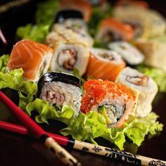 Sushis. #Sushi #Sushis #Maki #Makis #Japan #Japanese #Food