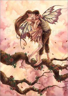 """Bild von Selina Fenech - """"blossoming love"""""""