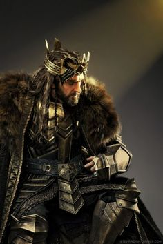 A place for fans and lovers of Thorin Oakenshield. ♥