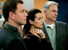 Crime Shows On CBS | Michael Weatherly, Cote de Pablo, Mark Harmon, NCIS