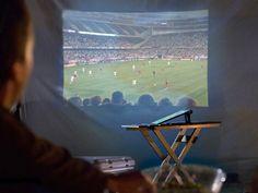 Stasera la tua tv è monopolizzata sulla prima serata di #Sanremo2016 ? No problem, con il proiettore integrato di #YOGATab3Pro guardi quello che vuoi tu, dove vuoi tu! ;) Airplane View, Yoga, Tv, Television Set, Television