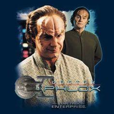 ST Enterprise Dr. Phlox - John Billingsley.