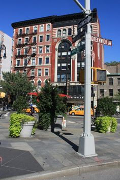 greenwich avenue nyc street great place