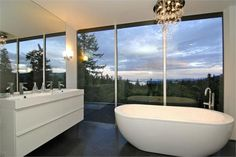STUNNING NEW CONTEMPORARY HOME     Salt Spring Island, BC, Canada     Luxury Portfolio International Member - Macdonald Realty Group