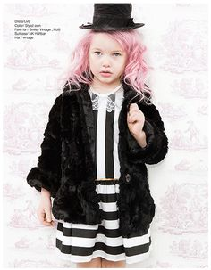 via www.lapetitemag.com issue #10    available online at http://www.orangemayonnaise.com/webshop/little-paul-joe-paris-jacket/ws-pr/pr337