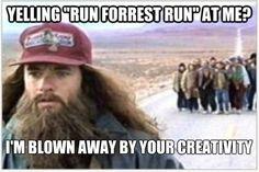 cross country running distance  run forrest  run