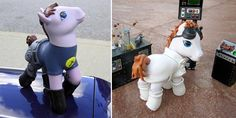 Dr. Horrible and Captain Hammer mlp