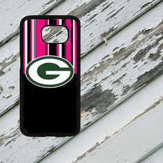 Green Bay Packers Black Striped Design on by EastCoastDyeSub
