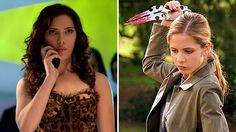 Black Widow vs. Buffy - Joss Whedon narrates the fight.